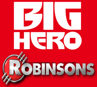 Big Hero Robinsons logo