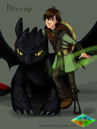 Hiccup standalone earth by nabi illusions-d652mzn