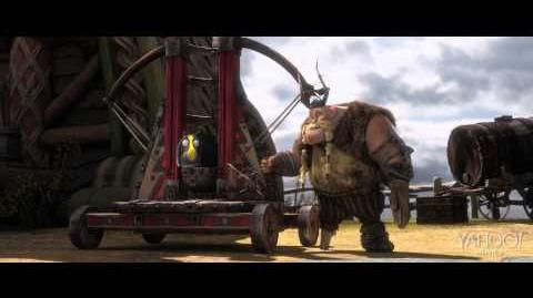 HOW TO TRAIN YOUR DRAGON 2 (2014) Exclusive Clip Black Sheep