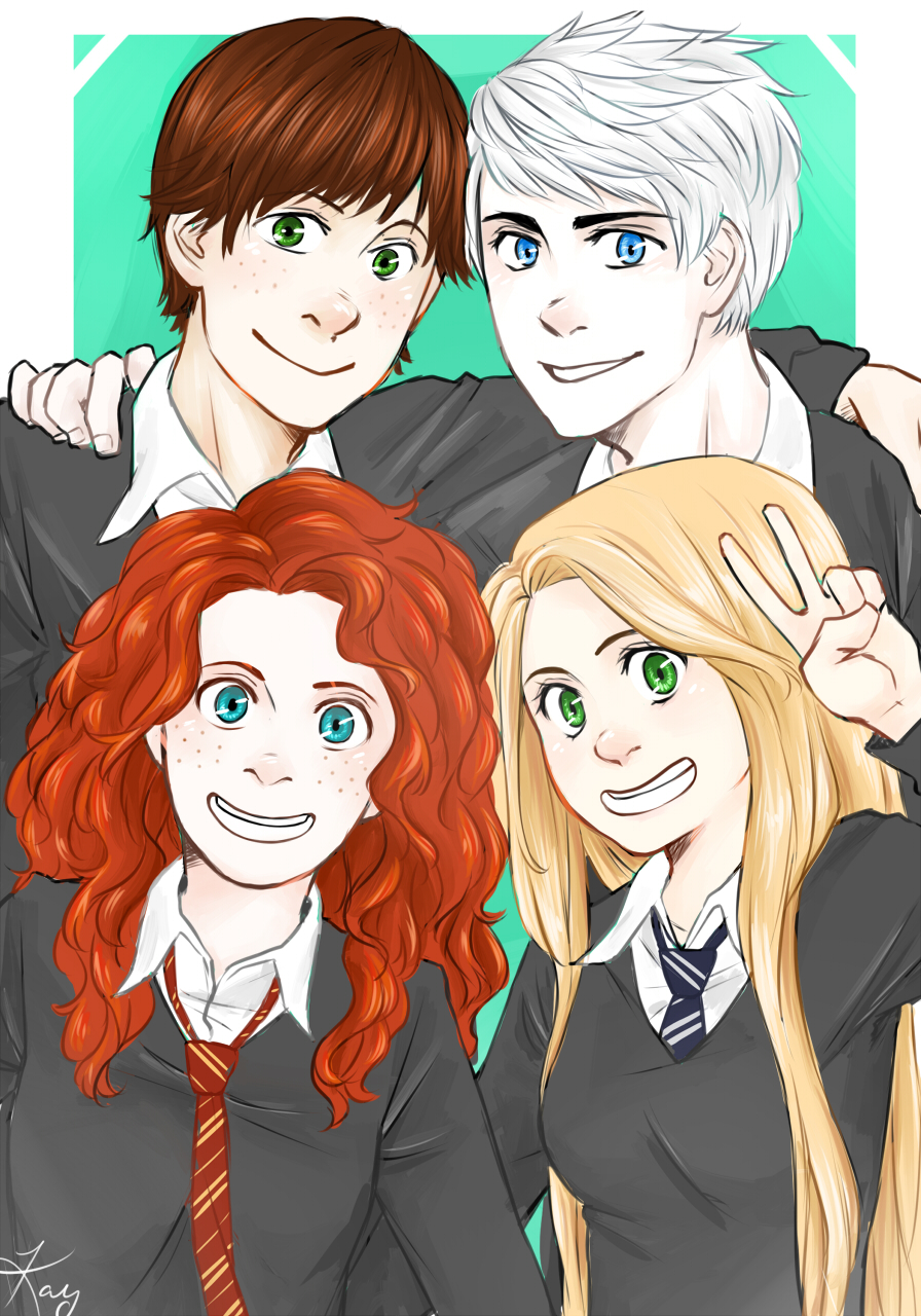 Hogwarts AU | Rise of the Brave Tangled Dragons Wiki
