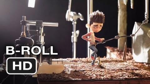 Paranorman B-Roll -3 (2012) Animated Movie HD