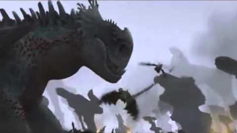 Red Death HTTYD Ghost Division