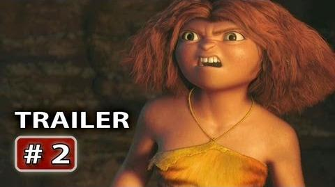 The Croods Trailer 2