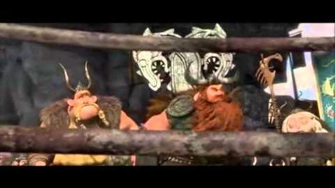 Stoick the Vast vs. King Candy Turbo Leonidas vs. Master Chief