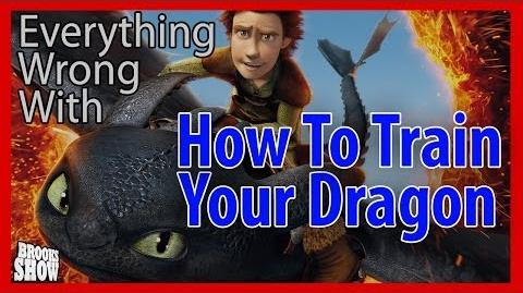 Everything Wrong With How To Train Your Dragon In 5 Minutes Or Less