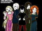 Mavis Dracula/Relationships