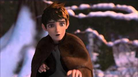 Rise of the Guardians - Jack Human Scene ( HQ )