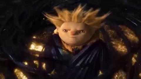 Pitch Black in Rise of the Guardians