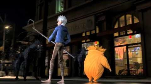 Rise of the Guardians - You Might Want to Duck