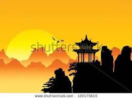 Pagoda hangout