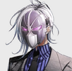 Masked man, pic 1