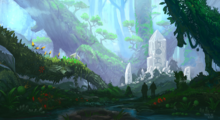Crystalline Castle