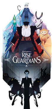 Rise Of The Guardians (2012) Alternate