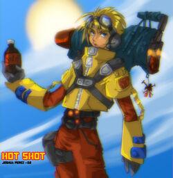 Hot Shot (3)