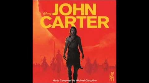 John Carter Soundtrack - 10 - A Change Of Heart HD