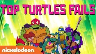 Epic Fails, Fight Fails, Funny Fails & Much More! 🐢 Rise of the TMNT TurtlesTuesdays