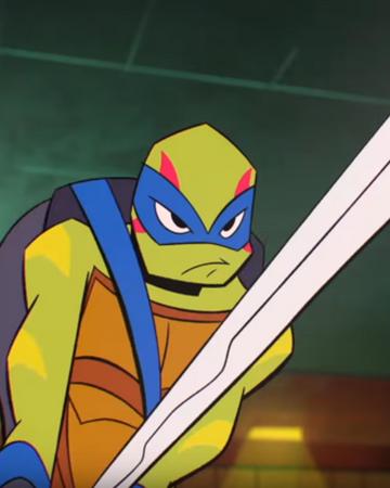 Leonardo Rise Of The Teenage Mutant Ninja Turtles Wiki Fandom