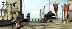Gaurus-docks