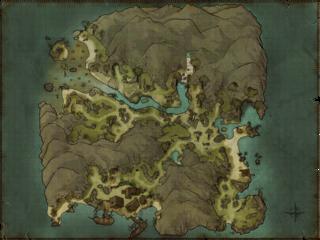 R2 Antigua Map