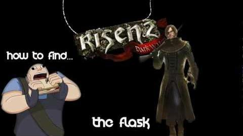 Risen 2 - How to get the Flask Guide