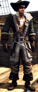Ubranie pirata (R2, Jakimix)