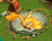 Fireworm Princess Adult