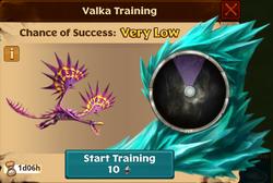 Girl-Hookfang Valka First Chance