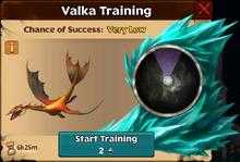 Grazefall Valka First Chance