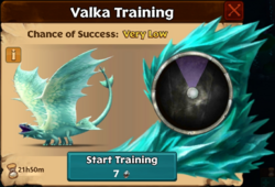 Claytrapper Valka First Chance