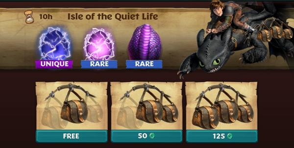 Isle of the Quiet Life (Dagur's Skrill)