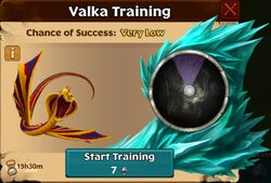 Slitherwing Valka First Chance