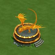 Skrill Statue Lv 4