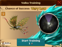 Battle Snaptrapper Valka First Chance