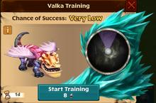 Muddlehunt Valka First Chance