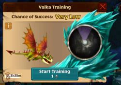 Gothi's Pet Valka First Chance
