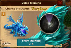 Groncicle Valka First Chance