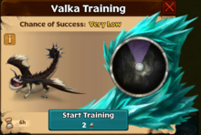 Yakstacker Valka First Chance