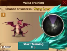 DRAGON Valka First Chance