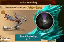 Gobber's Nemesis Valka First Chance