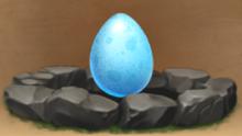 Chichillen Egg