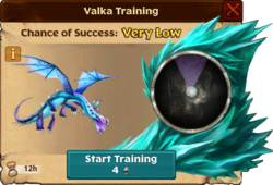 Hackagift Valka First Chance