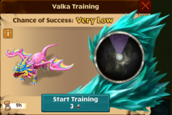 Nipper Valka First Chance