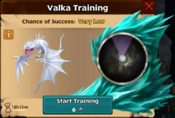 Sparkheart Valka First Chance