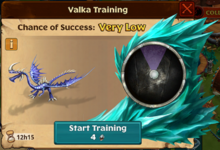 Windstriker Valka First Chance