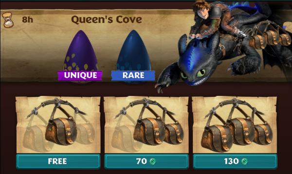 Queen's Cove (Valka's Seashocker)