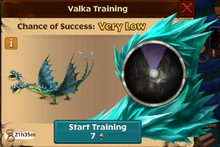 Whip & Lash Valka First Chance