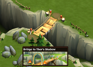 Bridge to Thor's Shadow