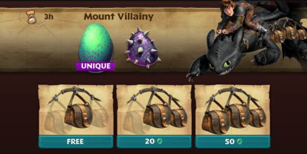Mount Villainy