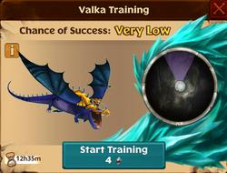 Battle Ripwrecker Valka First Chance