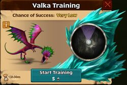Borealis Valka First Chance